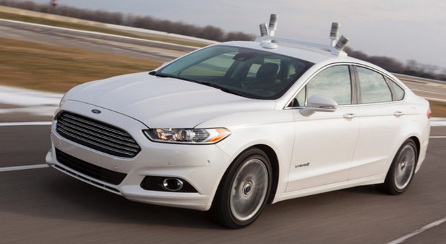 ford-fusion-hybrid-automated