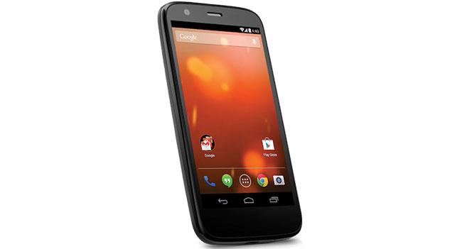 Начались продажи смартфона Moto G Google Play Edition