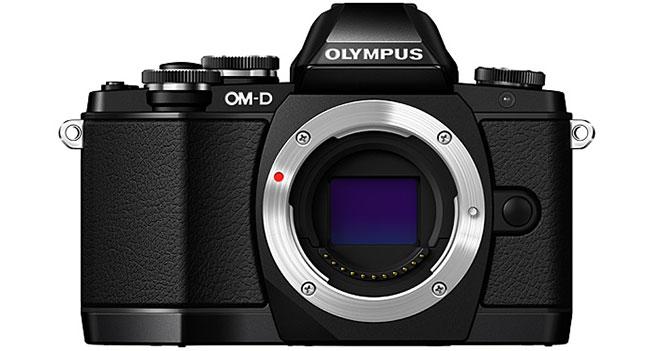 Olympus анонсировала беззеркальную камеру E-M10
