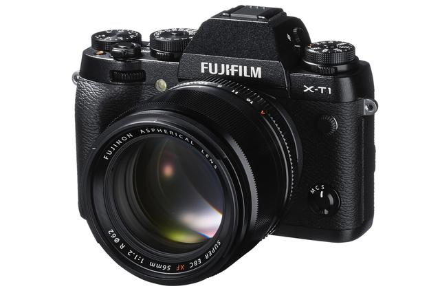 Fujifilm анонсировала цифровую камеру X-T1 с 16,3-мегапиксельным APS-C сенсором