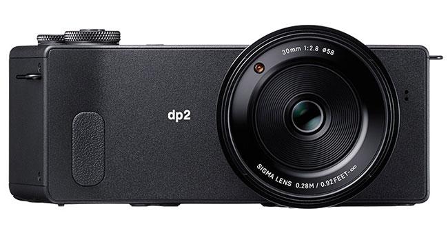 Sigma анонсировала серию цифровых камер dp Quattro с оригинальным дизайном