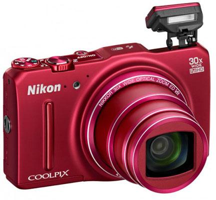 Nikon выпустила компактные цифровые камеры Coolpix P340 и Coolpix S9700