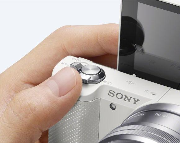 Sony представила в Украине камеру A5000