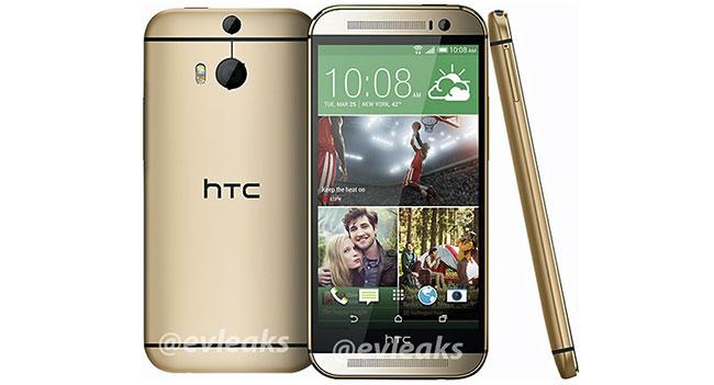 Появилось изображение смартфона HTC One 2014 года