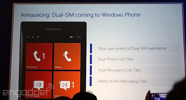 Microsoft поделилась информацией о новых возможностях Windows Phone 8.1