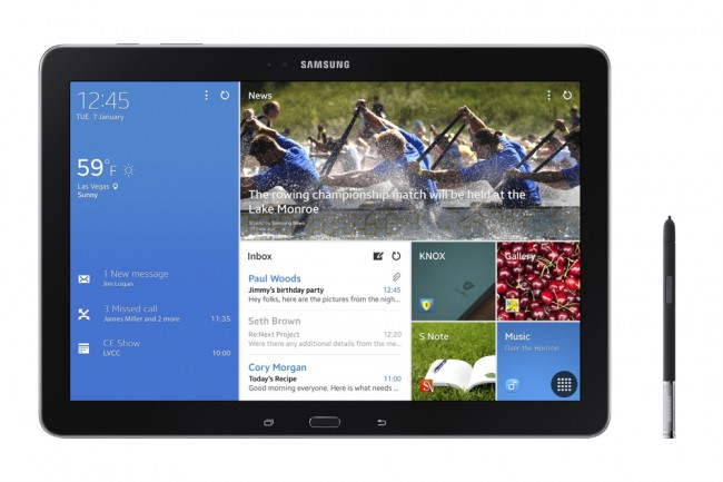 Samsung представила на CIS Forum 2014 ряд новых продуктов