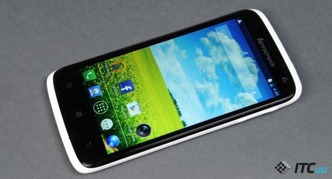 Обзор Lenovo Ideaphone S820 01