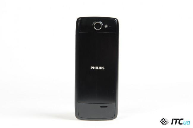 Прошивка Philips Xenium 5500