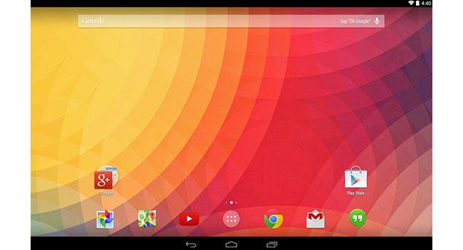 Приложение Google Now Launcher стало доступно в Google Play