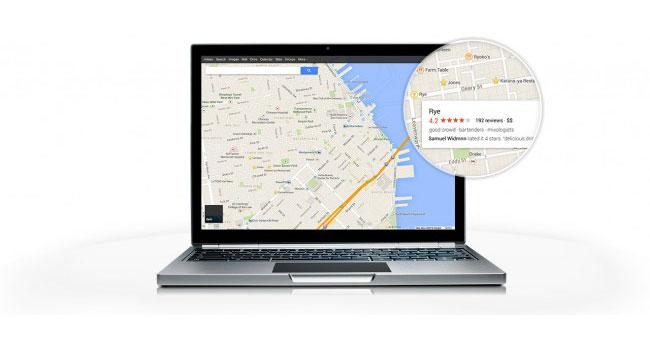 Все пользователи переводятся на новую версию сервиса Google Maps
