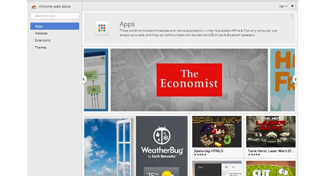 Google хочет минимизировать ресурсы, необходимые для запуска Chrome-приложений