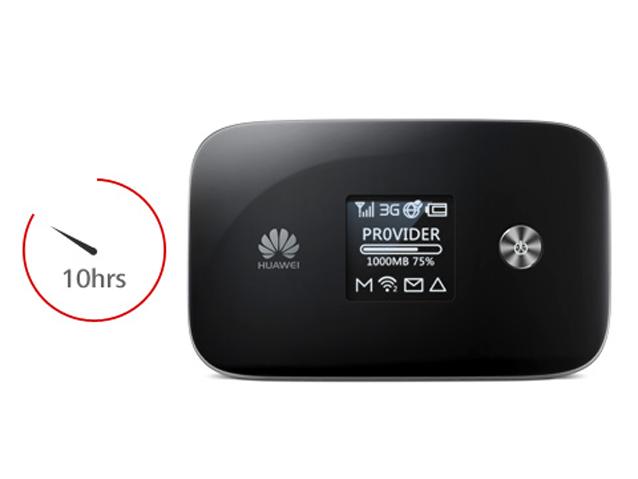 Huawei показала на WMC 2014 ряд продуктов с поддержкой LTE