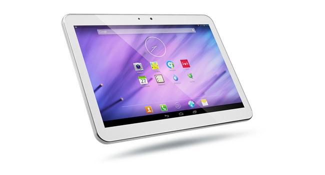 В Украине скоро начнутся продажи планшета WEXLER.TAB 10q