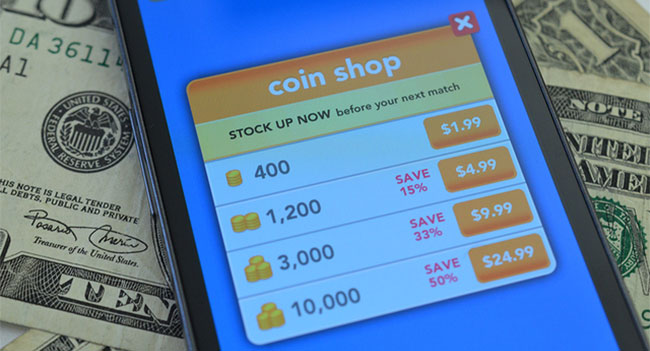 В ЕС обеспокоены проблемой внутриигровых платежей