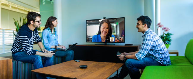 Chromebox for meetings - Google's platform to create video conferencing