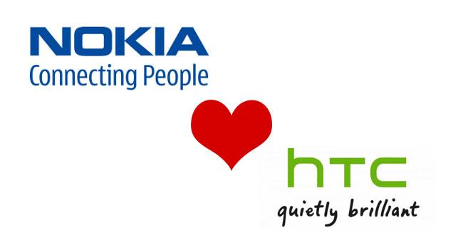 Nokia и HTC заключили кросс-лицензионное соглашение