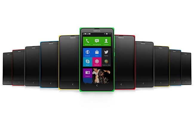 Смартфон Nokia Normandy