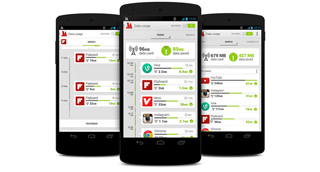 Приложение для сжатия мобильного трафика Opera Max стало доступно для бета-тестирования