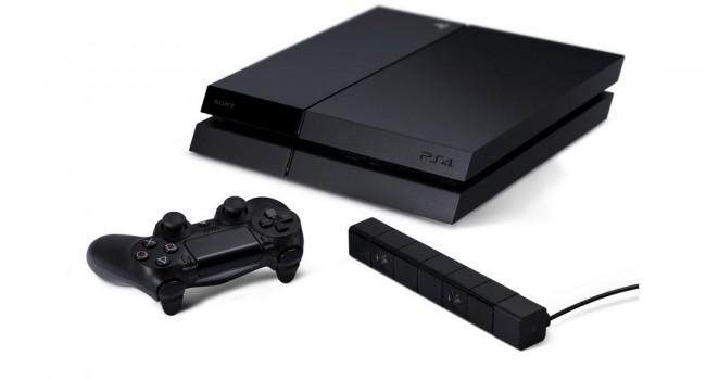 Продажи консоли Sony PlayStation 4 начнутся в Украине с 21 февраля