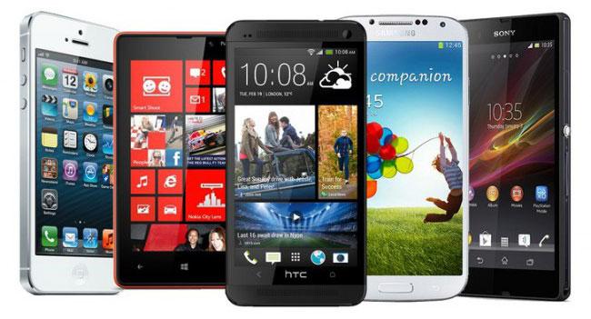 Gartner: В 2013 году продажи смартфонов превысили объемы продаж мобильных телефонов