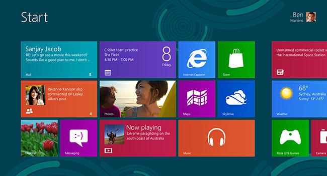 Microsoft продала 200 млн лицензий ОС Windows 8
