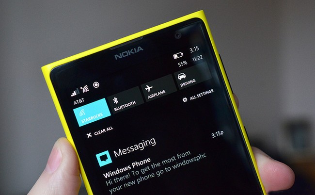 wp8notification