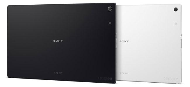 Sony представила защищенный планшет Xperia Z2 Tablet