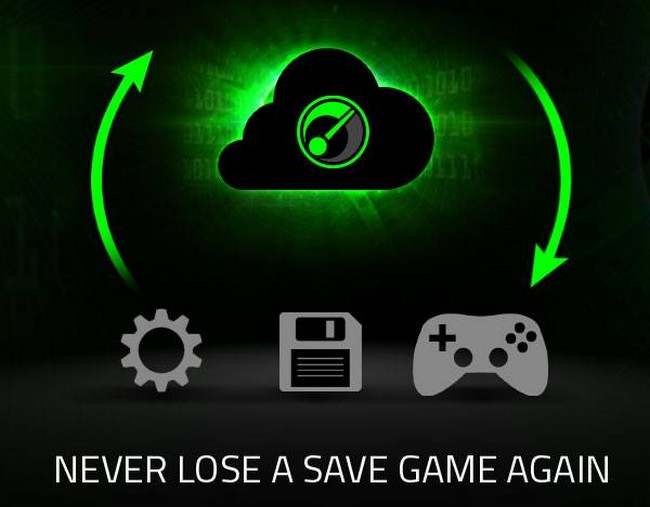 An updated version of the software Razer Game Booster allows you to store files and settings saves thousands of games in the cloud