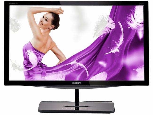 Philips представила в Украине монитор 239C4QHWAB Miracast