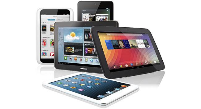 Gartner: в 2013 году было продано 195,4 млн планшетов