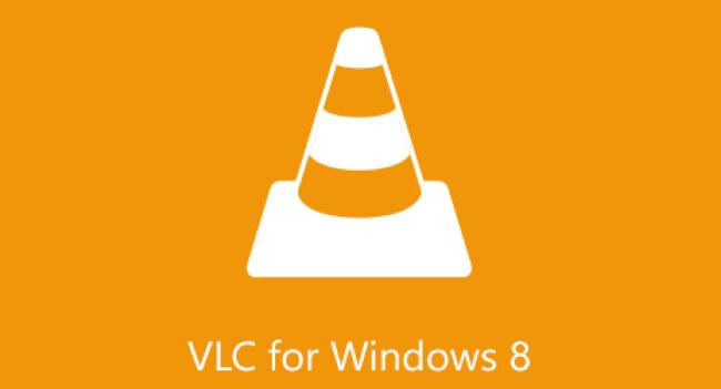 Вышла версия VLC для Windows 8