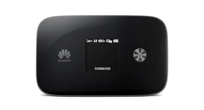 Huawei выпустила мобильный роутер E5786 для сетей LTE