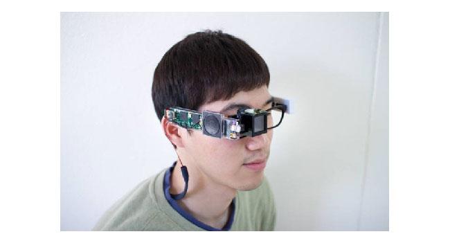 K-Glass очки дополненной реальности с более эффективным чипом, чем у Google Glass