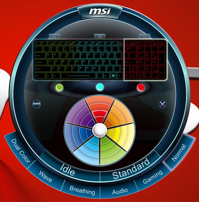 Обзор игрового ноутбука MSI GS70