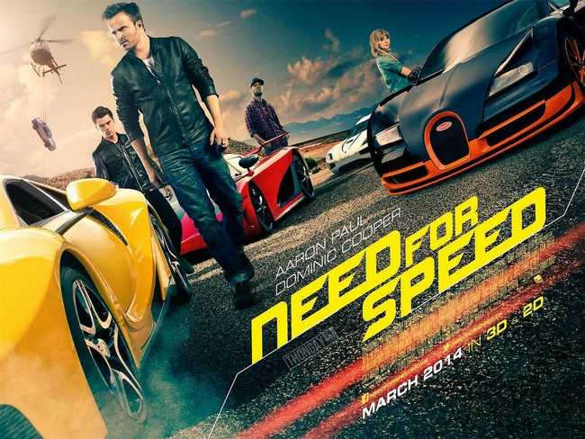 Need for Speed film