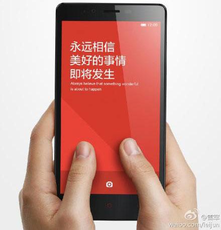 Xiaomi подготовила смартфон Redmi Note с 5,5-дюймовым дисплеем