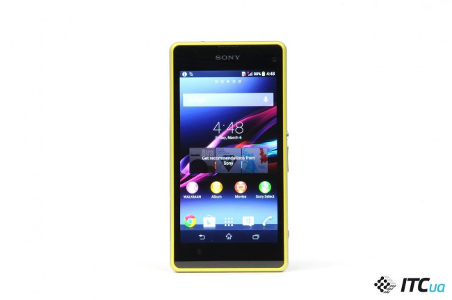 Sony Xperia Z1 Compact 23