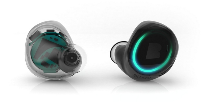 The Dash - smart wireless headphones