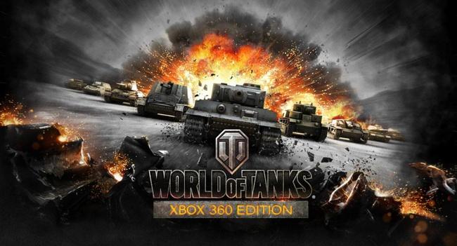 World of Tanks: X360 Edition