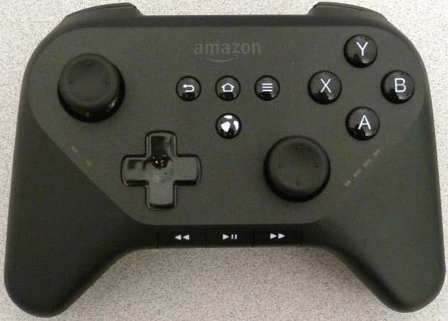 В Сети появились фотографии игрового контроллера Amazon