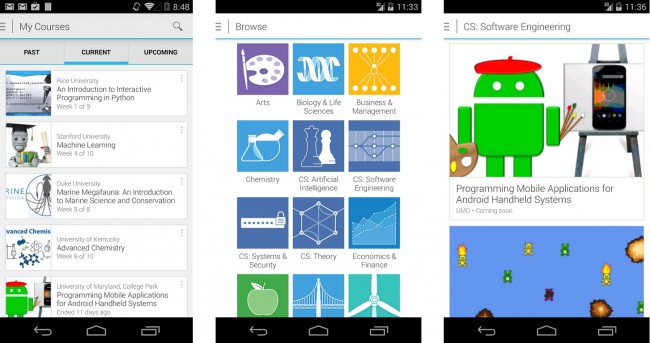 coursera-android