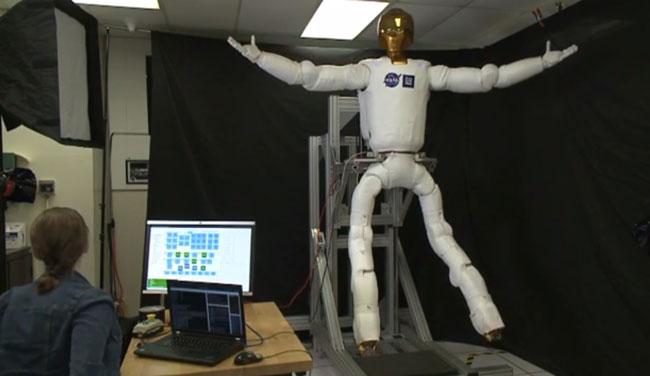 Робот под управлением Robot Operating System будет работать на МКС