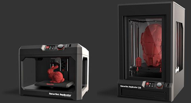 MakerBot начинает принимать заказы на новые 3D-принтеры