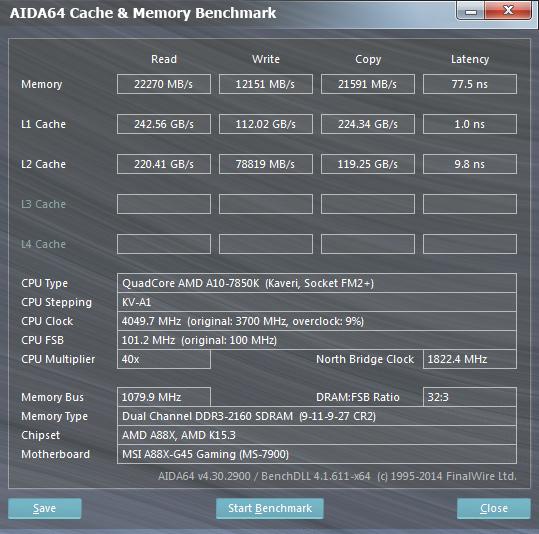 AMD_Kaveri_7850K_cache