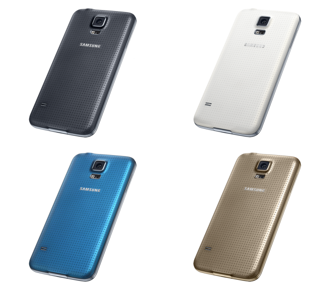 GalaxyS5Colors