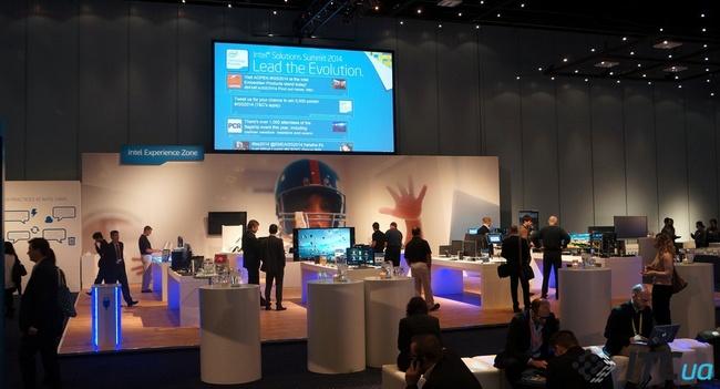 Intel Solution Summit 2014