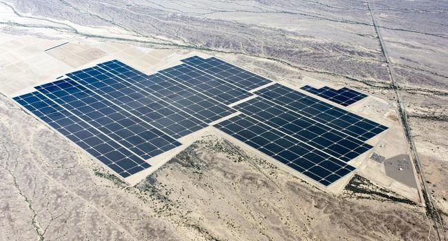 First Solar Agua Caliente