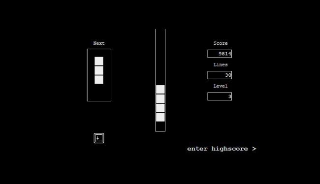 Tetris_1D