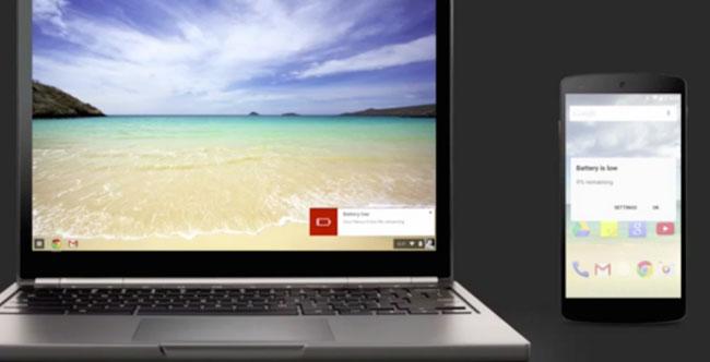 Google улучшила взаимодействие Chrome OS с Android