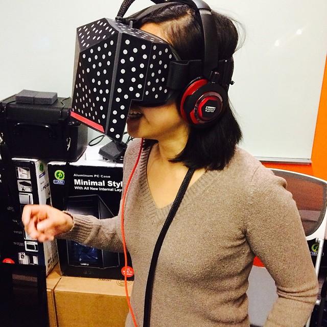 Valve показала обновленный прототип очков виртуальной реальности